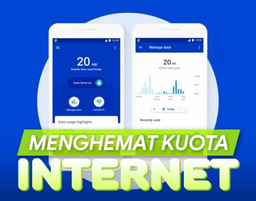7 Cara Menghemat Kuota Internet HP Android 100% Work!