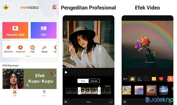 VivaVideo - Aplikasi Edit Video Android Offline Terbaik Tanpa Watermark