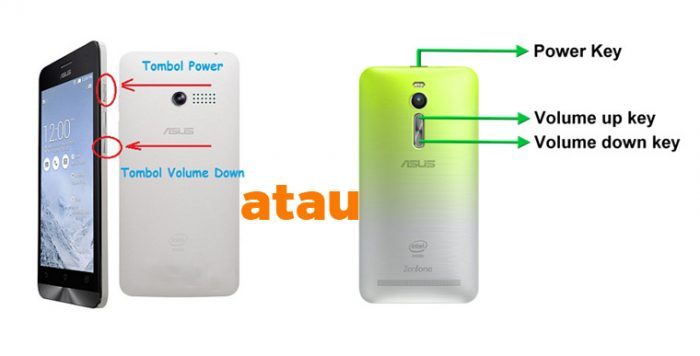 How to take a screenshot on Asus ZenFone