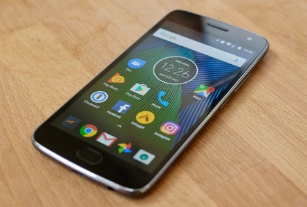 Review Motorola Moto G5s Plus