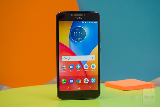Review Spesifikasi Motorola Moto E4 Plus