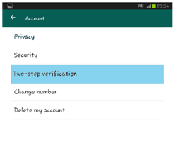Cara Mengaktifkan Verifikasi 2 Langkah WhatsApp