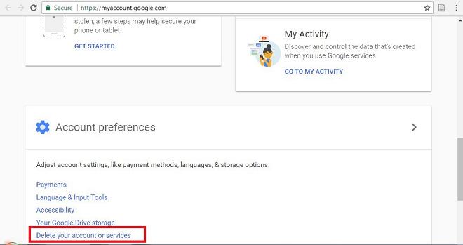 Cara hapus permanen akun Google di hp