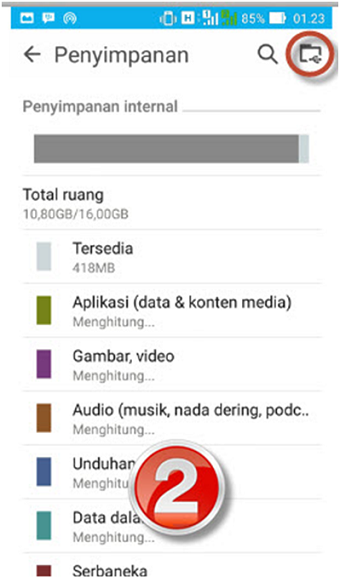 Mengatasi USB Android tidak Terbaca di Komputer PC/Laptop windows