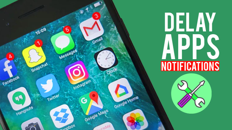 Cara Mengatasi Delay Notifikasi WhatsApp, Facebook, Instagram dan Line