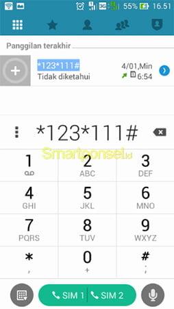 Cara Daftar Paket Internet Indosat 1Gb