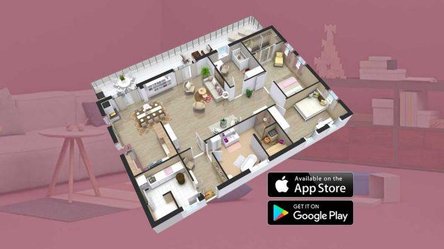 10 Aplikasi Desain Rumah di HP Android dan iOS Terbaik Bikin Denah 3D Gratis