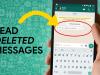 Cara Melihat Chat WhatsApp yang Sudah Dihapus Pengirim