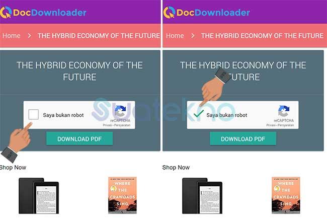 Cara Download File di Academia Edu Gratis