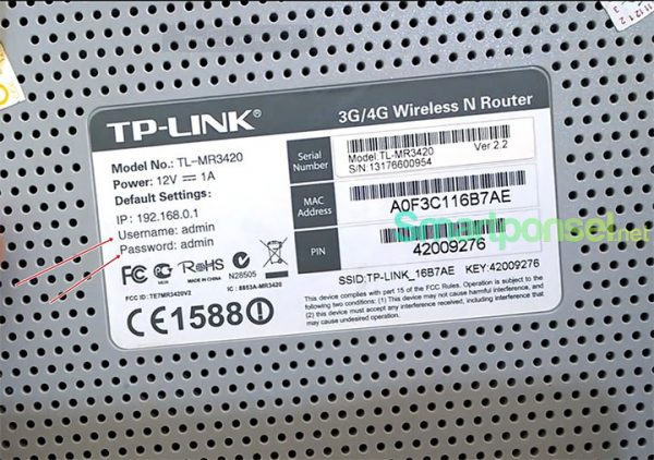 Cara Ganti Password WiFi Router TP-Link