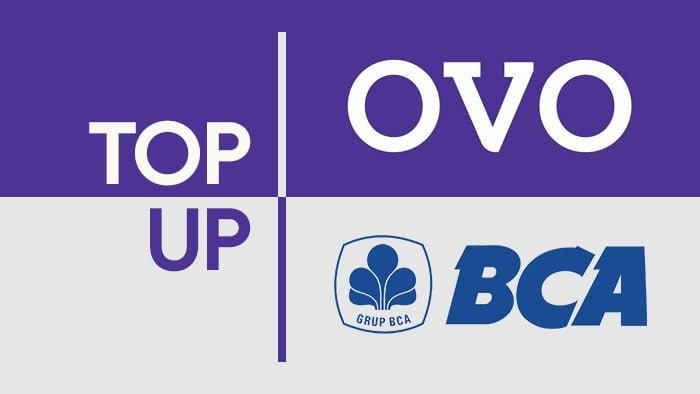 Cara Top Up OVO dengan BCA