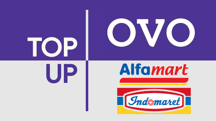 Cara Top Up OVO di Alfamart & Indomaret
