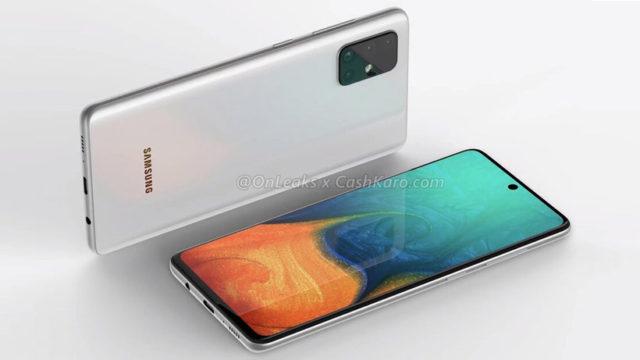 Bocoran Samsung Galaxy A71 Harga dan Spesifikasi Inti