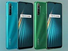 Bocoran Spesifikasi Realme 5i Berbekal Baterai 5000 mAh, SD665 dengan Harga 2 Jutaan?