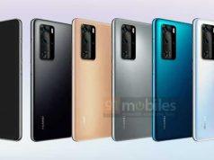Bocoran Huawei P40 dan Huawei P40 Pro, Spesifikasi dan Harga