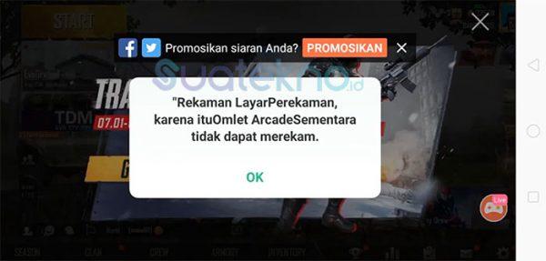 Cara Live Streaming Game di Facebook Lewat HP