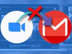 Cara Hapus Akses Zoom dengan Akun Google Gmail di HP Android/iPhone