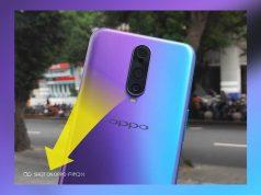 Cara Menampilkan & Menghilangkan Tulisan Shot on Oppo di Kamera HP Oppo Semua Tipe