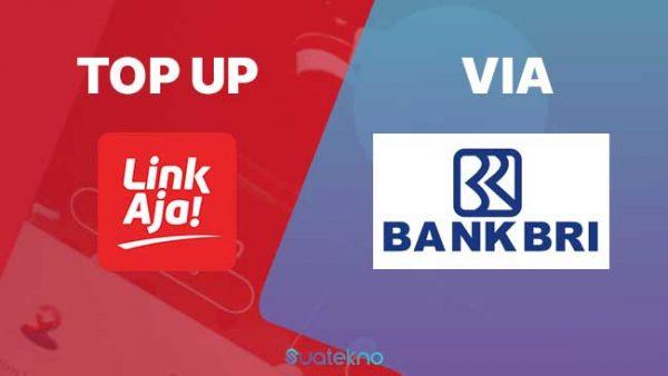 Cara Top Up Saldo LinkAja di Bank BRI