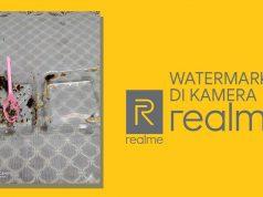 3 Cara Menampilkan Watermark Shot On Merek HP di Kamera Realme