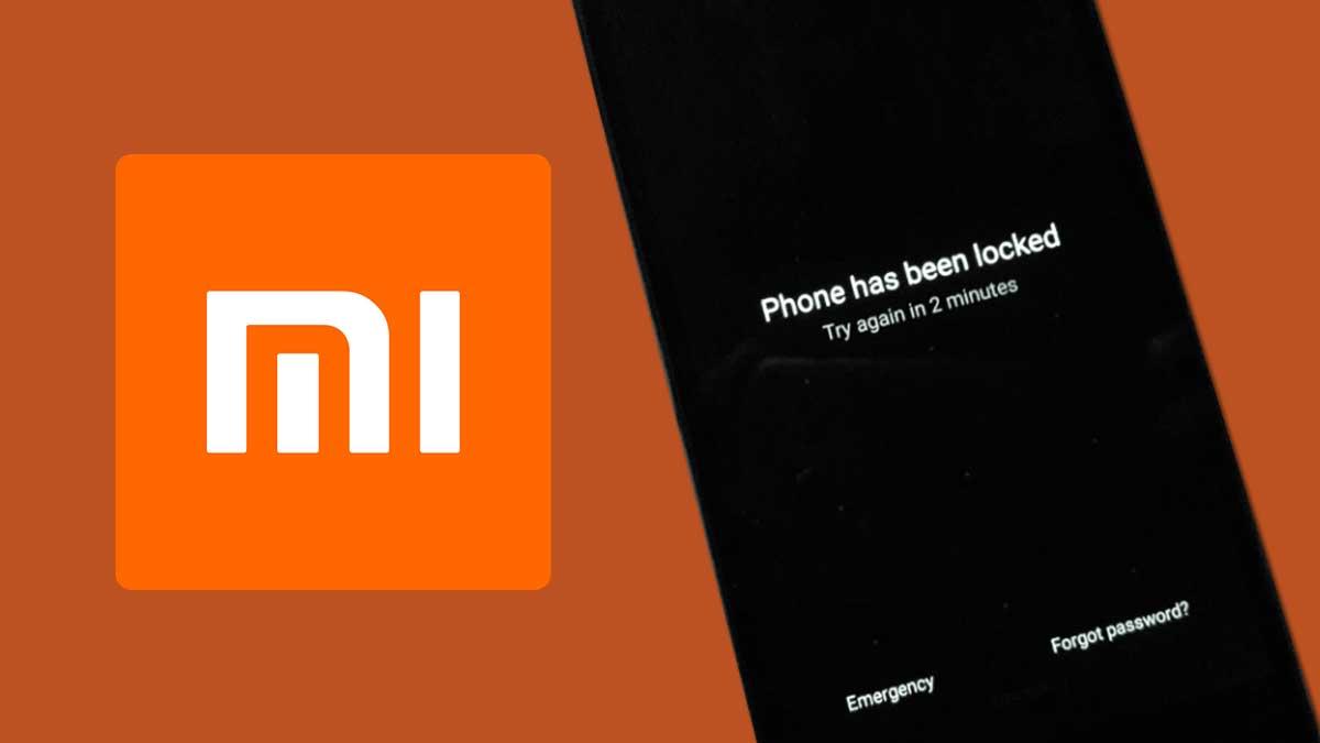 6 Cara Membuka Lupa Pola Hp Xiaomi Atau Layar Terkunci Suatekno Id