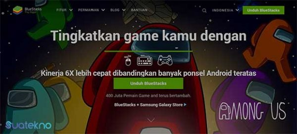 BlueStacks - Emulator Android Terbaik Paling Ringan