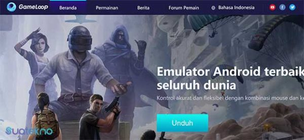 Gameloop - Emulator Game Android Terbaik Paling Ringan