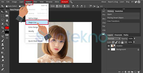 Photopea Web Edit Background Foto Online Terbaik