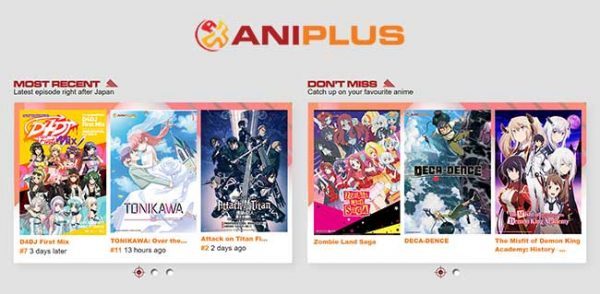 Aniplus Asia - Streaming nonton sesion 4 Attact on Titan