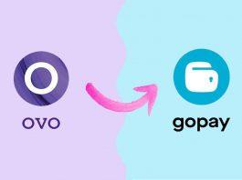 Cara Transfer Saldo OVO ke GOPAY Anti Gagal