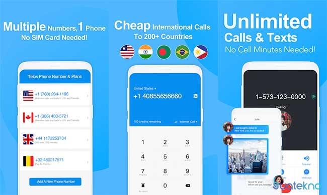 Cara Ganti Nomor Telegram ke Nomor Luar Negeri